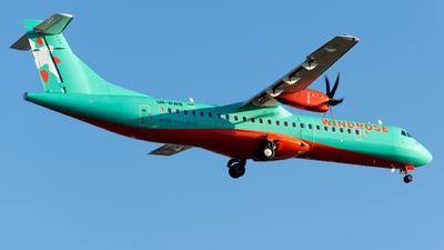 UR-RWB - ATR 72-212A(600) - Windrose Airlines