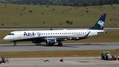 PR-AYH - Embraer 190-200IGW - Azul Linhas Aéreas Brasileiras