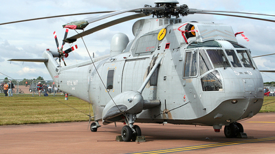 XV642 - Westland Sea King HAS.6 - United Kingdom - Army Air Corps