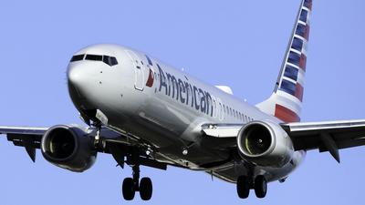 N864NN - Boeing 737-823 - American Airlines