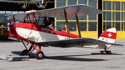 HB-UBC - De Havilland DH-82A Tiger Moth - Private