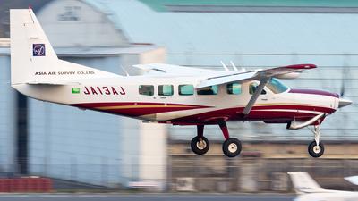 JA13AJ - Cessna 208 Caravan - Asia Air Survey