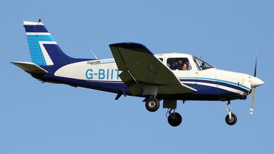 G-BIIT - Piper PA-28-161 Warrior II - Tayside Aviation