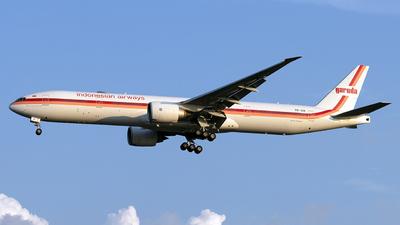 A picture of PKGIK - Boeing 7773U3(ER) - Garuda Indonesia - © Hafit Irawan