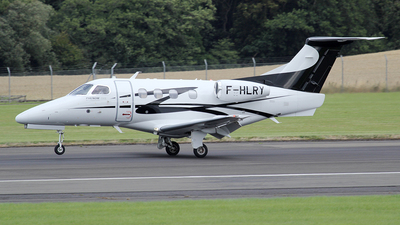A picture of FHLRY - Embraer Phenom 100 - [50000354] - © Ian Howat