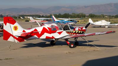 N114EC - Scottish Aviation Bulldog 101 - Private
