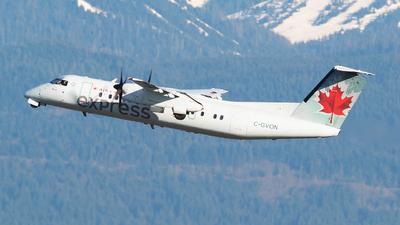 C-GVON - Bombardier Dash 8-301 - Air Canada Express (Jazz Aviation)