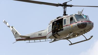 PNC453 - Bell UH-1H Huey II - PNC Policia Nacional Civil