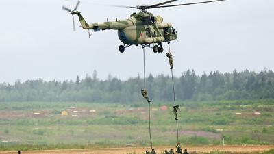 RF-95603 - Mil Mi-8AMTSh Hip - Russia - Air Force