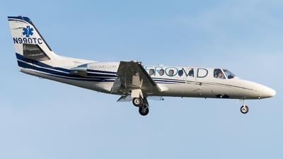 N990TC - Cessna 550B Citation Bravo - AeroMD Air Ambulance