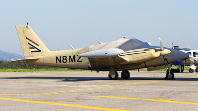 N8MZ - Piper PA-30-160 Twin Comanche B - Private