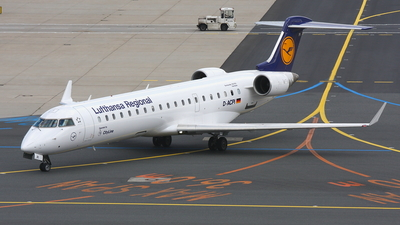 D-ACPI - Bombardier CRJ-701 - Lufthansa Regional (CityLine)