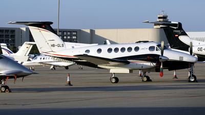 HB-GLS - Beechcraft 200 Super King Air - Lions Air