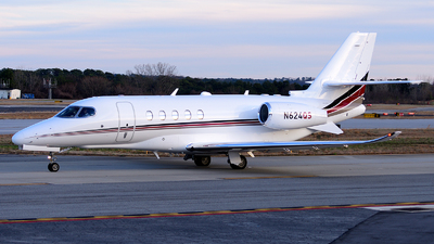 N624QS - Cessna Citation Latitude - NetJets Aviation