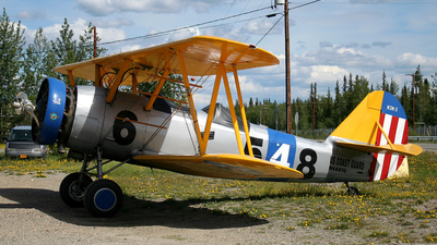 N44970 - Naval Aircraft Factory N3N-3 Yellow Peril - Private