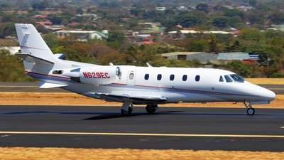 N629EC - Cessna 560XL Citation Excel - Private