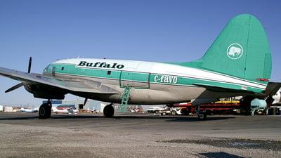 C-FAVO - Curtiss C-46 Commando - Buffalo Airways