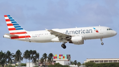 N102UW - Airbus A320-214 - American Airlines