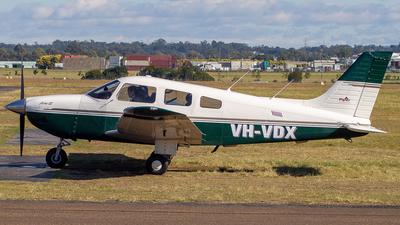 VH-VDX - Piper PA-28-181 Archer - Private