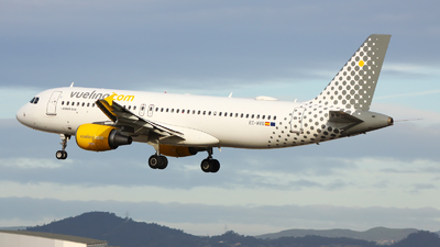 A picture of ECMVO - Airbus A320214 - Vueling - © Rafal Pruszkowski