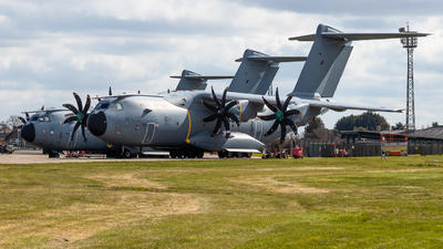 A picture of ZM418 - Airbus A400M -  - © James Dinsdale