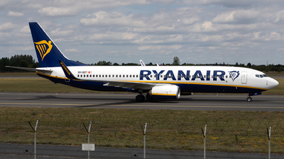 9H-QEF - Boeing 737-8AS - Ryanair (Malta Air)