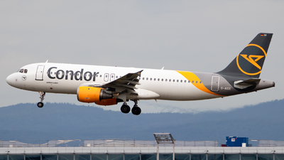 A picture of DAICC - Airbus A320212 - Condor - © TG Aviation Spotter