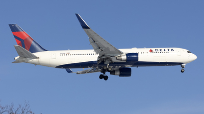 A picture of N191DN - Boeing 767332(ER) - Delta Air Lines - © Jeremy D. Dando