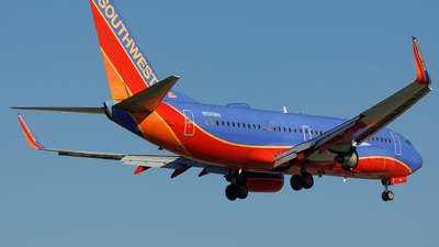 N920WN - Boeing 737-7H4 - Southwest Airlines