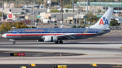 N852NN - Boeing 737-823 - American Airlines