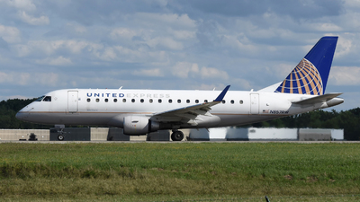 A picture of N857RW - Embraer E170SE - United Airlines - © DJ Reed - OPShots Photo Team