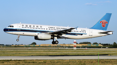 A picture of B9953 - Airbus A320232 - China Southern Airlines - © nibrage