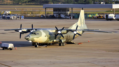 2703 - Shaanxi Y-8F-200 - Venezuela - Air Force