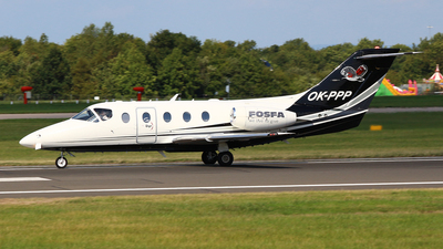 OK-PPP - Beechcraft 400XP Beechjet - Private