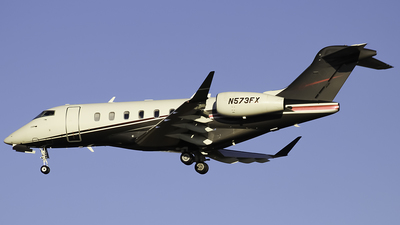N573FX - Bombardier BD-100-1A10 Challenger 350 - Flexjet
