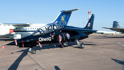 ZJ646 - Dassault-Dornier Alpha Jet A - QinetiQ
