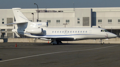 I-AFIT - Dassault Falcon 7X - Eurofly Service