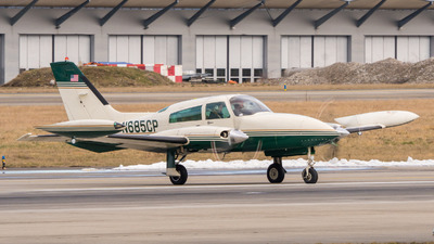 N685CP - Cessna 310 T - Private