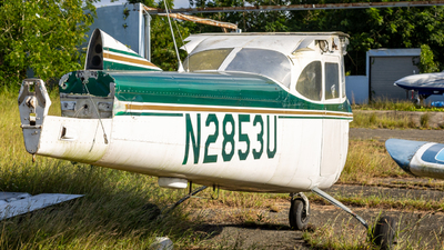 N2853U - Cessna 172D Skyhawk - Private