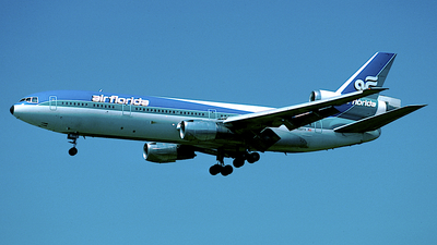 N102TV - McDonnell Douglas DC-10-30 - Air Florida