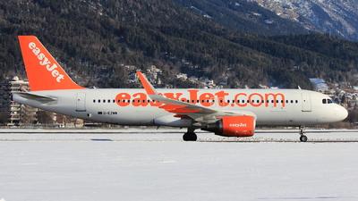 G-EZWW - Airbus A320-214 - easyJet