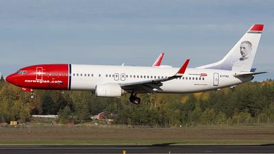 EI-FHU - Boeing 737-8JP - Norwegian