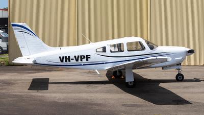VH-VPF - Piper PA-28R-201 Arrow III - Vectra Aviation
