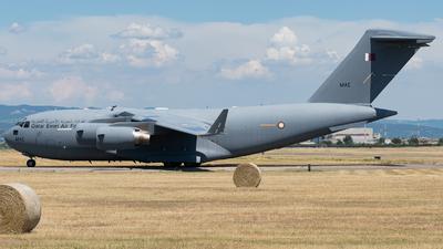 A7-MAE - Boeing C-17A Globemaster III - Qatar - Air Force