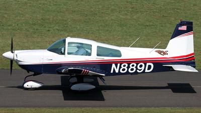 A picture of N889D - Grumman American AA5B - [AA5B0706] - © Daniel Schwinn