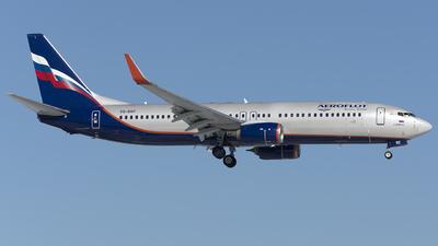 VQ-BVP - Boeing 737-8LJ - Aeroflot