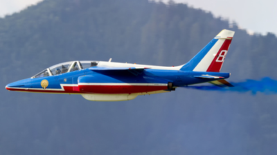 E85 - Dassault-Breguet-Dornier Alpha Jet E - France - Air Force