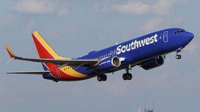 A picture of N8689C - Boeing 7378H4 - Southwest Airlines - © DJ Reed - OPShots Photo Team