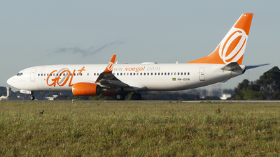 A picture of PRGXW - Boeing 7378EH - GOL Linhas Aereas - © Lucas Sérgio