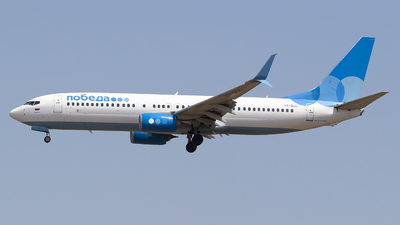 A picture of VPBQC - Boeing 7378AL - Pobeda - © Bora Polater